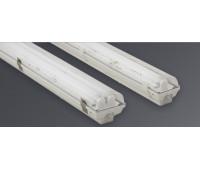 Корпус светильника под светодиодную лампу Т8 - ATOM 771 236 IP67 (2х1200)