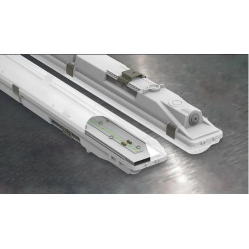Светильник ATOM LED 872/1500 42W/6250Lm Ph CF/840 1H (аварийный)