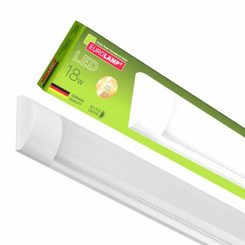 Светодиодный EUROLAMP LED Светильник линейный 18W 4000K (0.6m) EMC (LED-FX(0.6)-18/4(EMC))