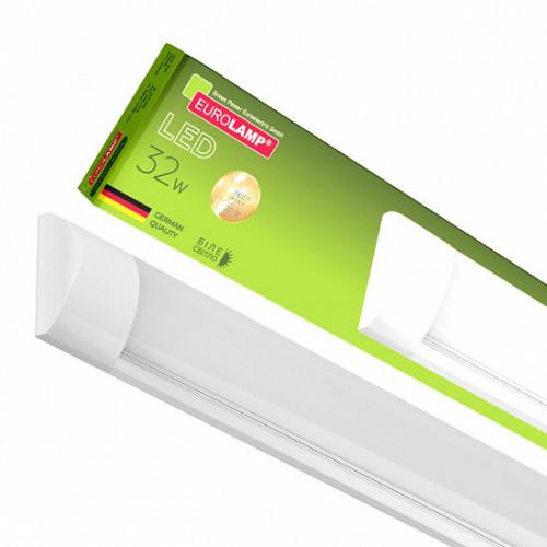 Светодиодный EUROLAMP LED Светильник линейный 32W 4000K (1.2m) EMC (LED-FX(1.2)-32/4(EMC))