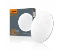 LED светильник настенно-потолочный VIDEX 48W 4100K Прямоугольники