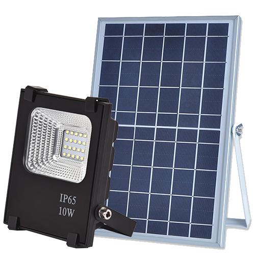 Прожектор на солнечной батарее с пультом VARGO 10W (VS-319)