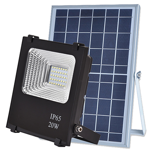 Прожектор на солнечной батарее с пультом VARGO 20W (VS-320)
