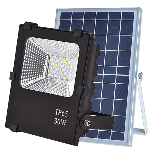 Прожектор на солнечной батарее с пультом VARGO 30W (VS-321)