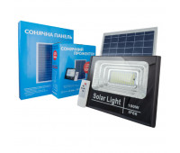 Прожектор на солнечной батарее с пультом Alltop 100W 0837B100-01 (S0837ALT100WPR)