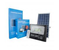 Прожектор на солнечной батарее с пультом Alltop 60W 0837A60-01 (S0837ALT60WPR)