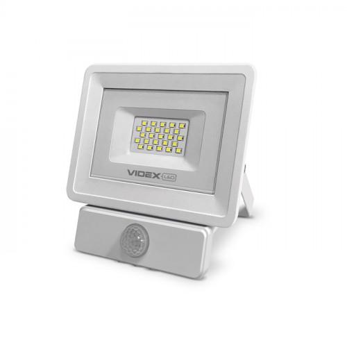 LED прожектор VIDEX 20W 5000K Сенсорный