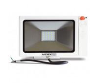 LED прожектор VIDEX PREMIUM Slim Sensor 20W 5000K 220V White