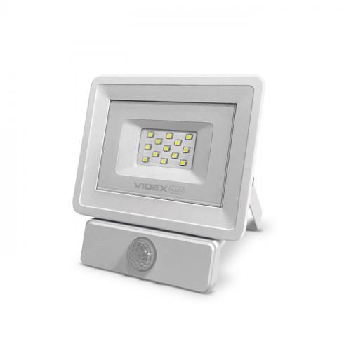 LED прожектор VIDEX 10W 5000K Сенсорный
