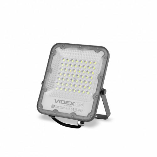 LED прожектор VIDEX PREMIUM F2 30W 5000K сенсорный День-ночь