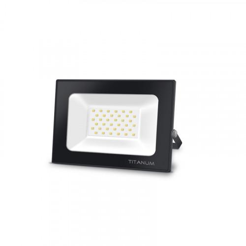 LED прожектор TITANUM 30W 6000K