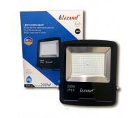 Прожектор светодиодный 200W IP65 6500K 16000Lm LEZARD