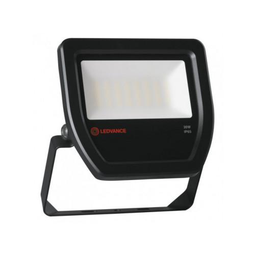 Прожектор FLOOD LED 30W/4000K BK 100DEG IP65 Ledvance