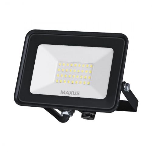 Прожектор MAXUS FL-04 30W 5000K (1-MFL-04-3050)