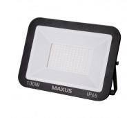 Прожектор MAXUS FL-01 100W, 5000K (1-MFL-01-10050)