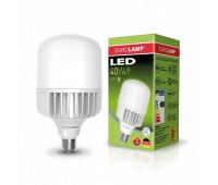 Высокомощная лампа EUROELECTRIC 40W E40 6500K Pro