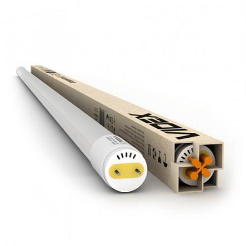 LED лампа VIDEX T8 18W 1.2M 6200K матовая