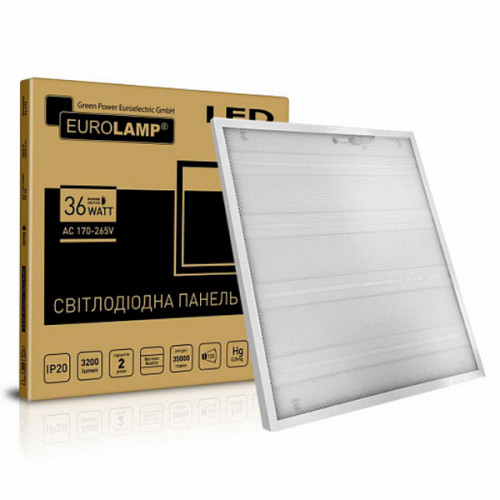 Светодиодный светильник Eurolamp LED-Panel-36/41 (N) накладной
