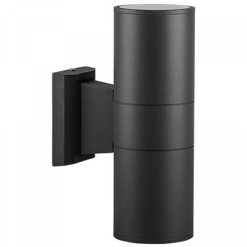 Фасадный светильник Feron DH0702 черный