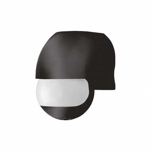 Датчик движения «Куб модерн» черный EUROELECTRIC