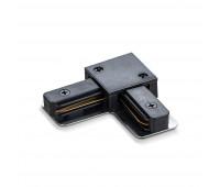 Соединитель для шинопроводов угловой VIDEX черный