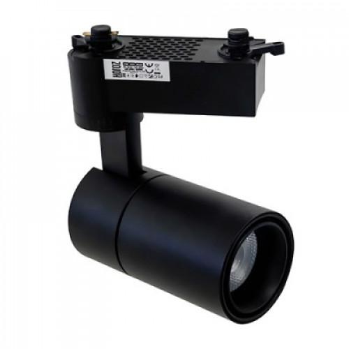 Светодиодный трековый светильник ATLANTA-20 20W черный