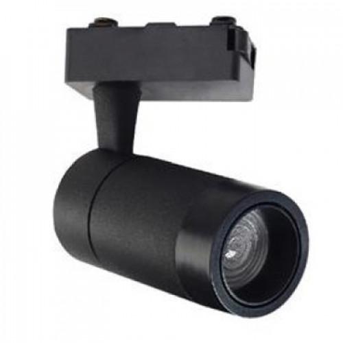 Светодиодный трековый светильник MONACO-15 15W черный/белый