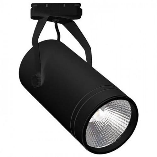 Светодиодный трековый светильник BERN 30W черный