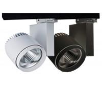 Светодиодный трековый светильник STLC-40W-4L
