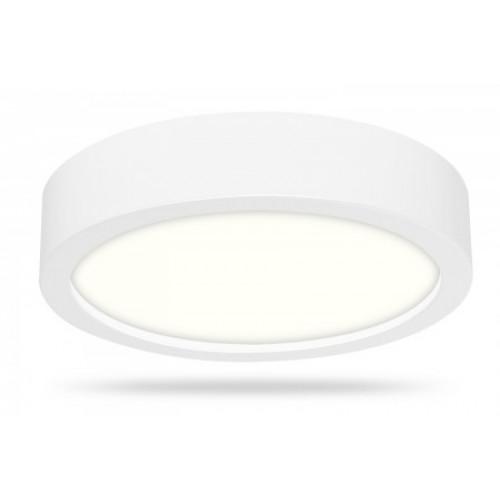 LED Светильник круглый накладной VIDEX 12W 5000K (VL-DLRS-125)