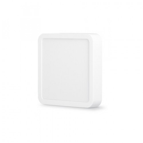LED светильник накладной квадрат VIDEX 12W 5000K (VL-DLSS-125)