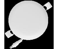 LED светильник точечный врезной MAXUS SP edge 18W, 4100К (круг) (1-MSP-1841-C)