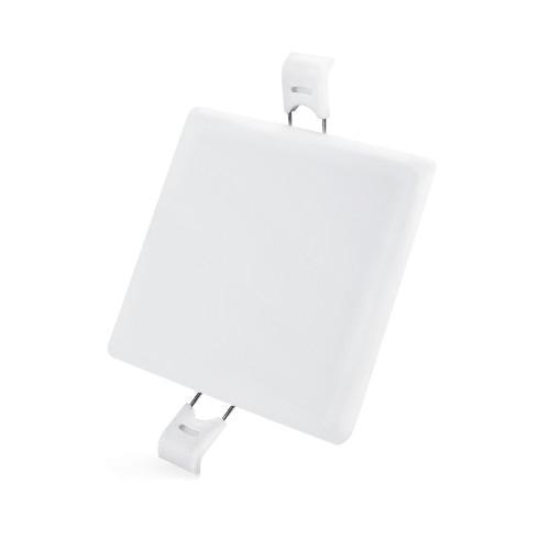 Светильник врезной MAXUS SP edge 12W 4100К Квадрат (1-MSP-1241-S)