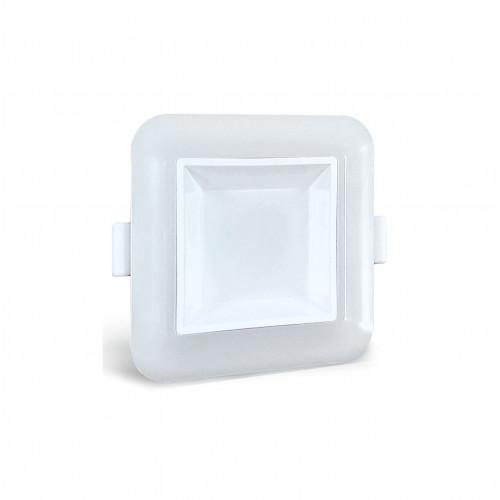 Умный светильник MAXUS 3-step 12W (яркость и цвет) Квадрат (1-MAX-01-3-SDL-12-S)