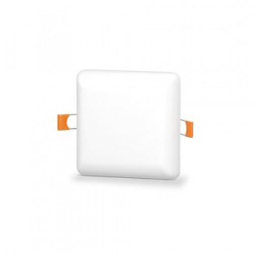 LED светильник безрамочный квадратный VIDEX 9W 4100K (VL-DLFS-094)