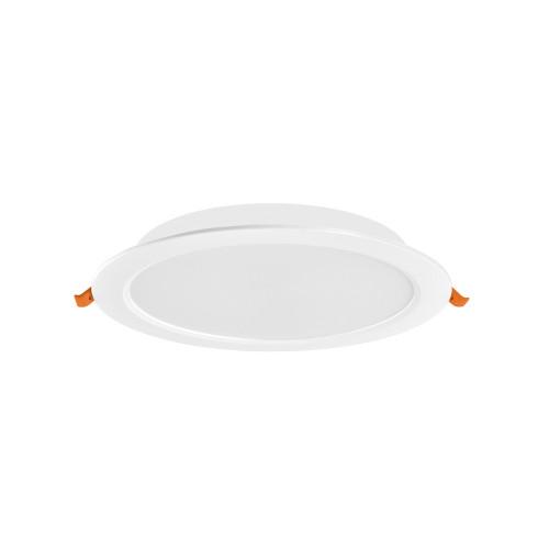 LED светильник Back встраиваемый круглый VIDEX 20W 5000K (VL-DLBR-205)