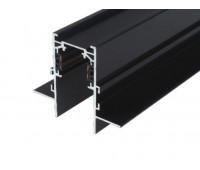 Врезной магнитный шинопровод LTR-EMT510/B - 76х65 1м