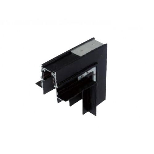Коннектор угловой вертикальный LTR-EMT582/B