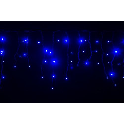 Гирлянда BRIGHTLED ICICLE 3x0,5м (Бахрома) Синий
