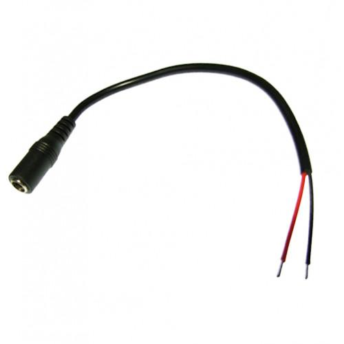 Коннектор с кабелем (штекер 5.5х2.1)