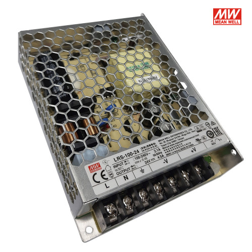 Источник питания LRS-100-24 MEAN WELL