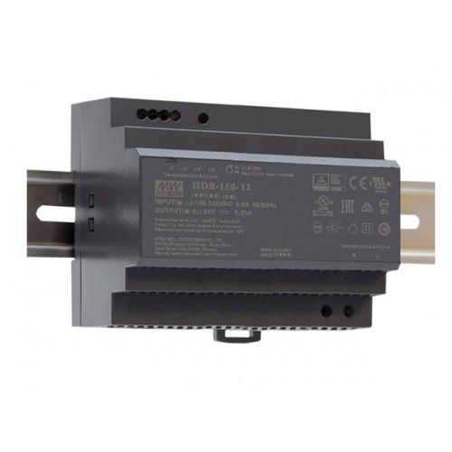 Источник питания HDR-150-12 MEAN WELL (DIN-rail)