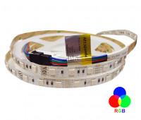 Светодиодная лента 5050-60-IP20-RGB-10-12 RD0060AQ RISHANG