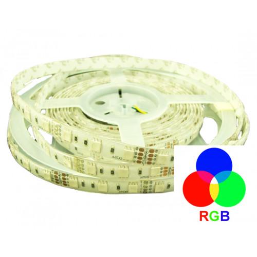 Светодиодная лента 5050-60-IP20-RGB-10-12 RN6060AQ RISHANG