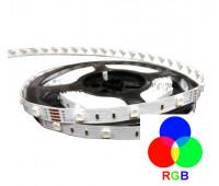 Светодиодная лента 5050-60-IP33-RGB-10-12 RN0030AQ RISHANG
