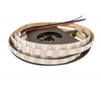 Адресная светодиодная лента 5050-60-IP20-SMART-10-12 (chip WS2815) Led Strip