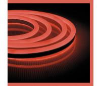 Светодиодная неоновая лента 220V Feron LS720 красная