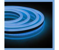 Светодиодная неоновая лента 220V Feron LS720 синяя