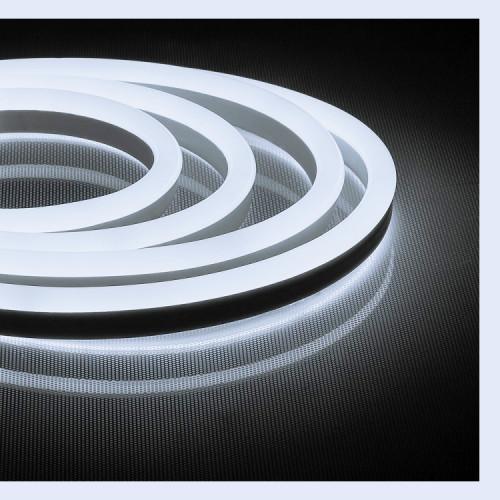 Светодиодная неоновая лента 220V Feron LS720 белая