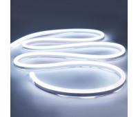 Светодиодный гибкий неон 12V Premium 15x8 белый холодный